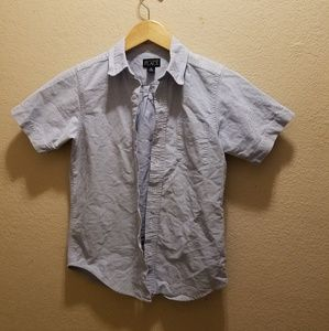 Childrens Place Boys Button Down Shirt